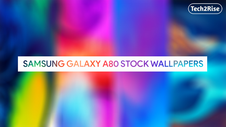 Download Samsung Galaxy A80 Stock Wallpapers