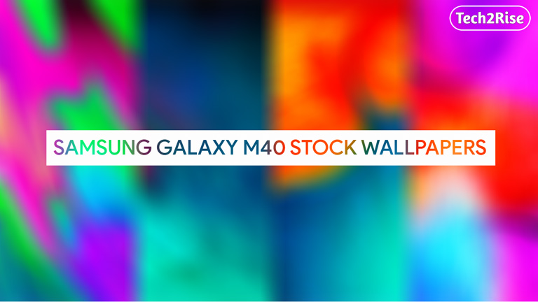 Download samsung galaxy m40 stock wallpapers