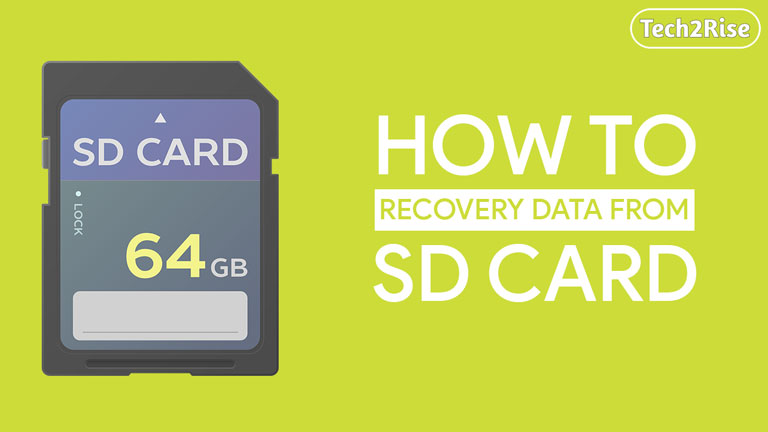 Recover All Deleted Files From SD Card