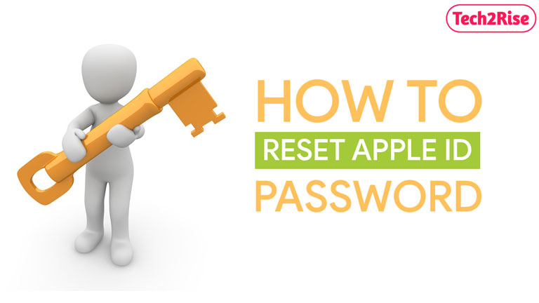 How To Reset Apple ID Password | Unlock Apple ID From PC [2019]
