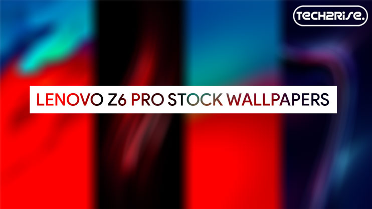Download Lenovo Z6 Pro Stock Wallpapers