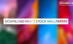 Download MIUI 11 Stock Wallpapers [FHD+Walls]