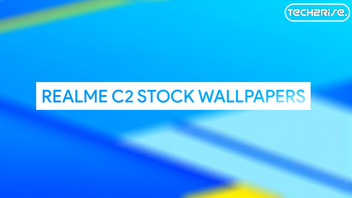 Download Realme C2 Stock Wallpapers