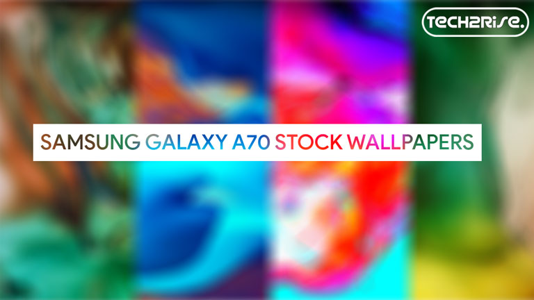 Download Samsung Galaxy A70 Stock Wallpapers