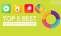 Top 5 Best Whatsapp Status Maker Apps 2021 – You MUST INSTALL