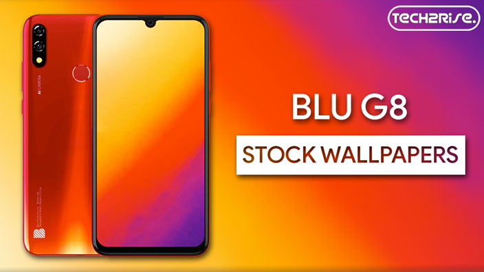 Download BLU G8 Stock Wallpapers