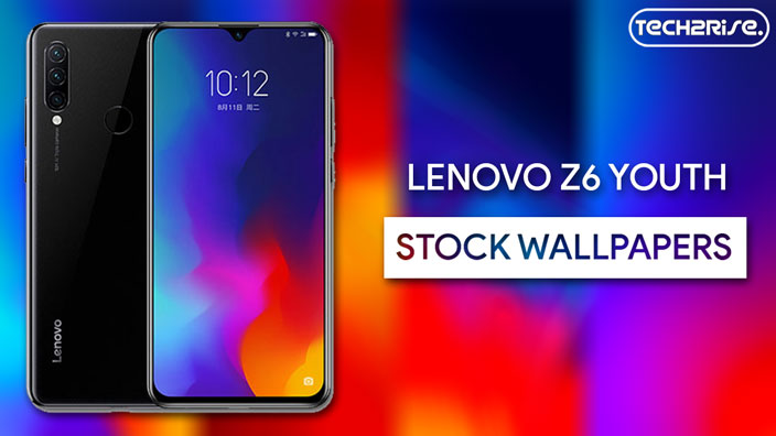 Download Lenovo Z6 Youth Stock Wallpapers