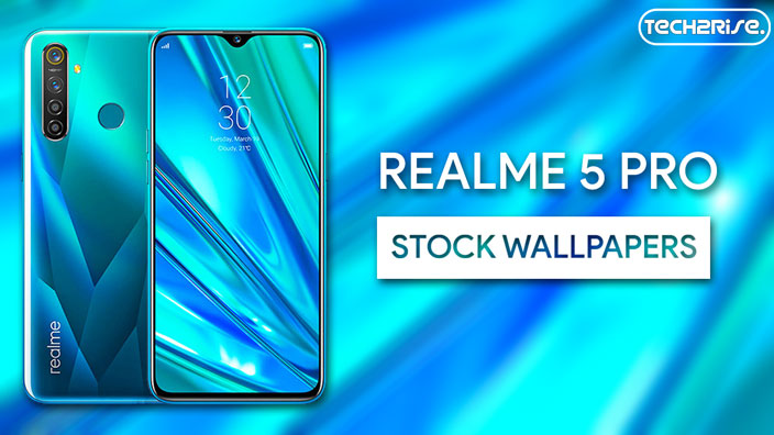 Download Realme 5 Pro Stock Wallpapers