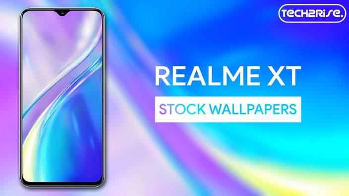 Download Realme XT Stock Wallpapers