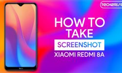 How to Take Screenshot In Xiaomi Redmi 8A: 5 EASY WAYS!