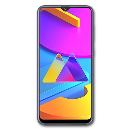 Samsung Galaxy M10S Stock Wallpapers