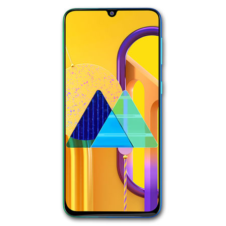 Samsung Galaxy M30s Stock Wallpapers