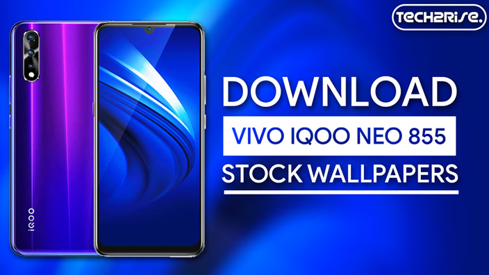 Download Vivo iQOO Neo 855 Stock Wallpapers