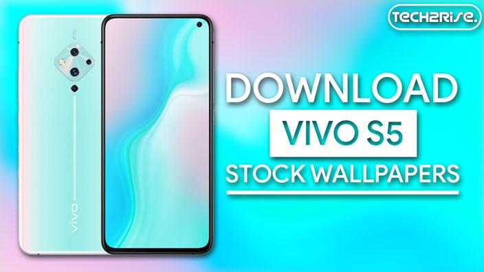 Download Vivo S5 Stock Wallpapers