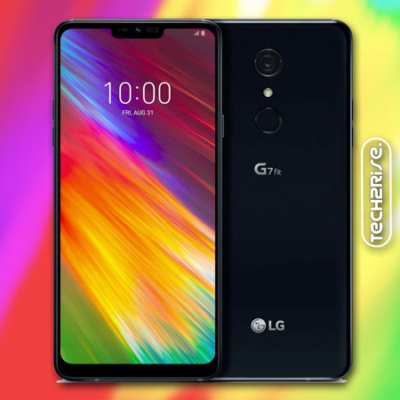 LG G7 Fit Stock Wallpapers