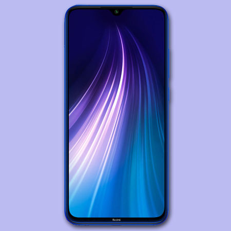 Xiaomi Redmi Note 8T Stock Wallpapers