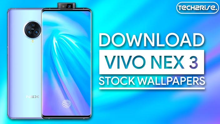 Download Vivo Nex 3 Stock Wallpapers