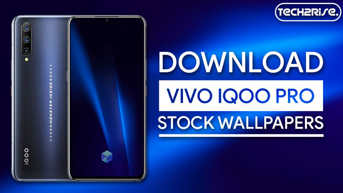 Download Vivo iQOO Pro Stock Wallpapers