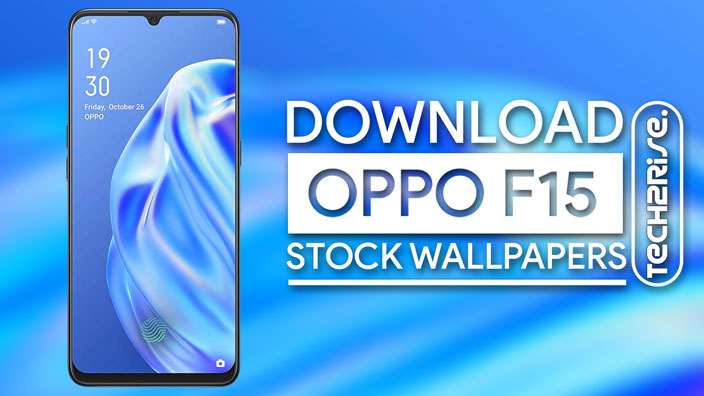 Download Oppo F15 Stock Wallpapers