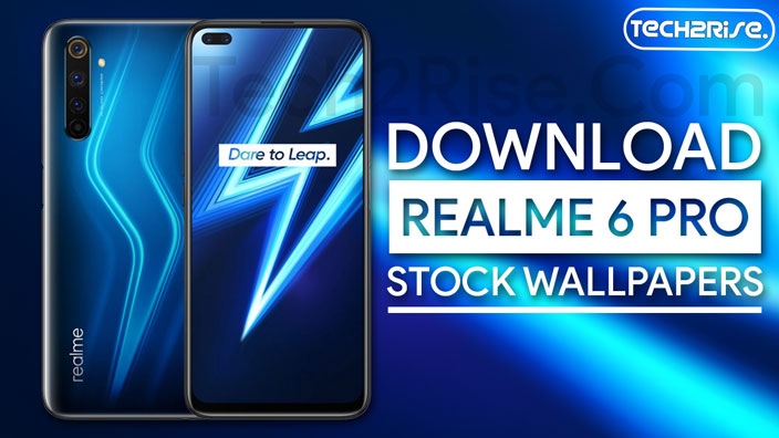 Download Realme 6 Pro Stock Wallpapers