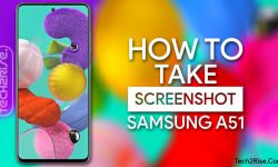 How To Take Screenshot In Samsung Galaxy A51 – 5 EASY WAYS!