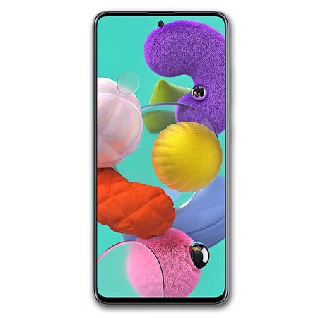 Take Screenshot In Samsung Galaxy A51