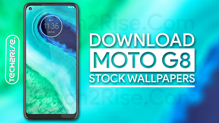 Download Motorola Moto G8 Stock Wallpapers