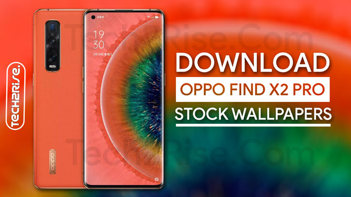 Download Oppo Find X2 Pro Stock Wallpapers
