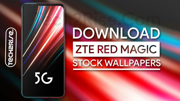 Download ZTE Nubia Red Magic 5G Stock Wallpapers