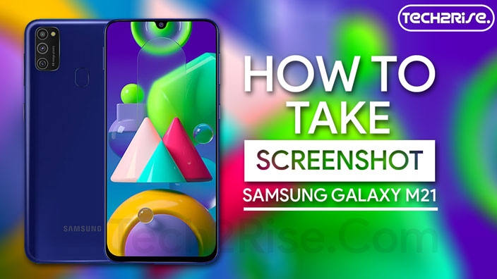 How To Take Screenshot In Samsung Galaxy M21