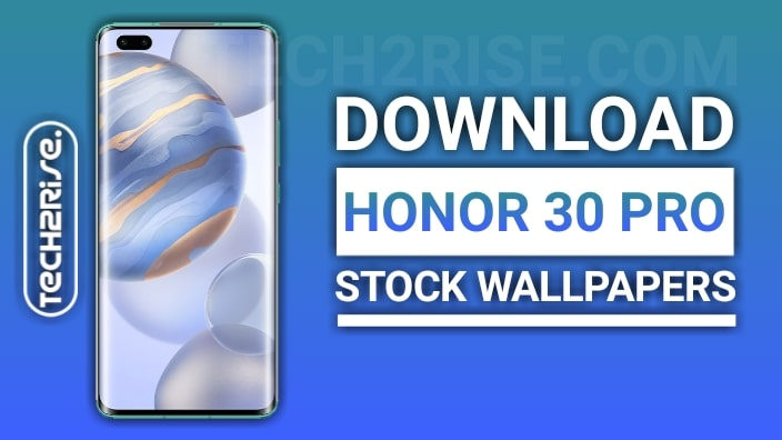 Download Honor 30 Pro Stock Wallpapers