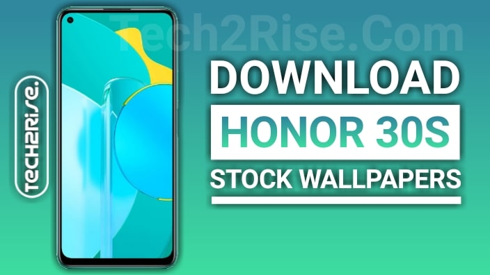 Download Honor 30S Stock Wallpapers