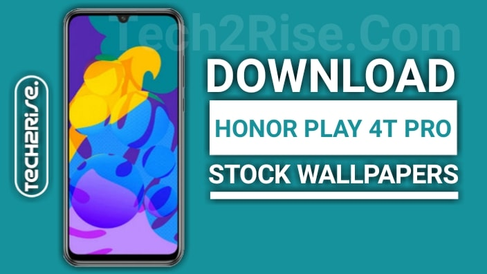 Download Honor Play 4T Pro Stock Wallpapers