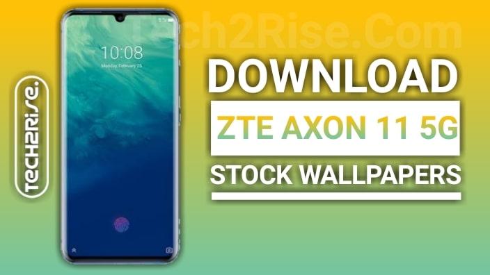 Download ZTE Axon 11 5G Stock Wallpapers