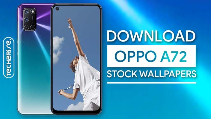 Download Oppo A72 Stock Wallpapers