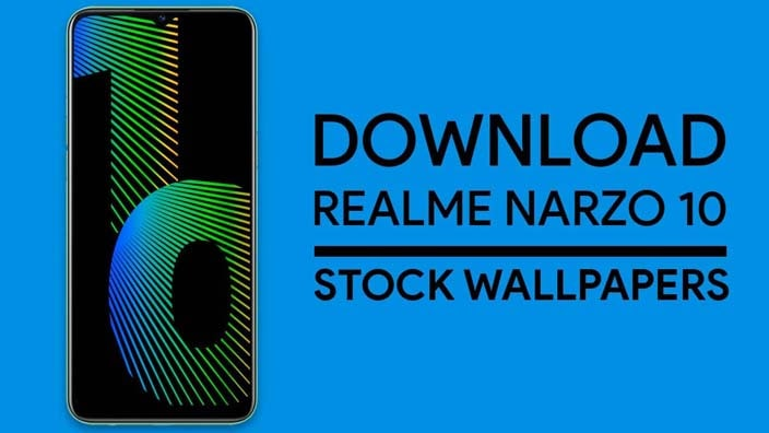 Download Realme Narzo 10 Stock Wallpapers
