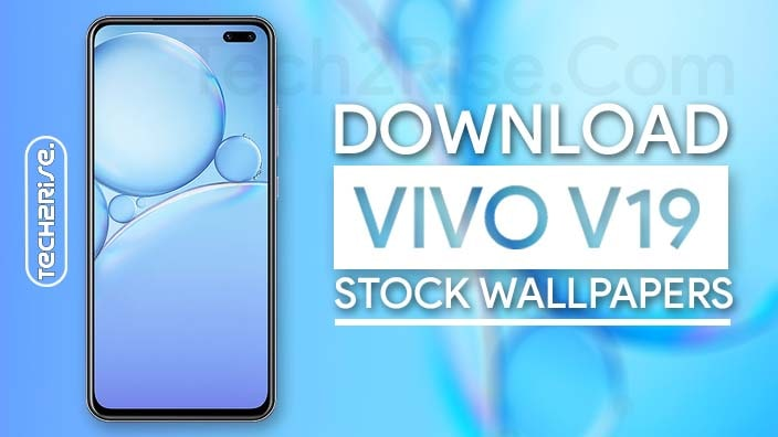Vivo V19 Stock Wallpapers