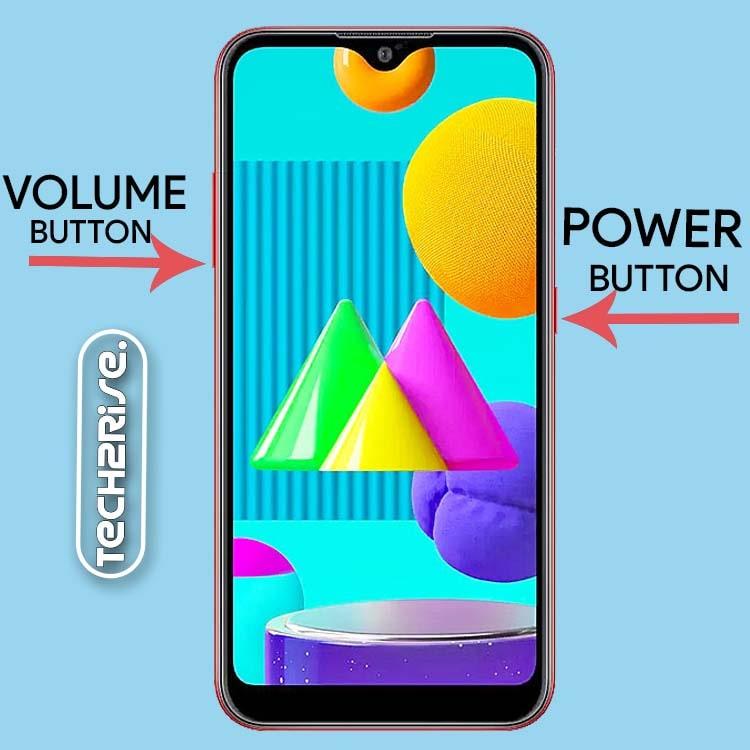 Screenshot In Samsung Galaxy M01