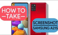 How To Take Screenshot In Samsung Galaxy A21s – Five EASY WAYS!