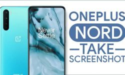 How To Take Screenshot In OnePlus Nord – Five Easy METHODS!