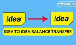 Idea To Idea Balance Transfer Code 2020 [Working Methods]