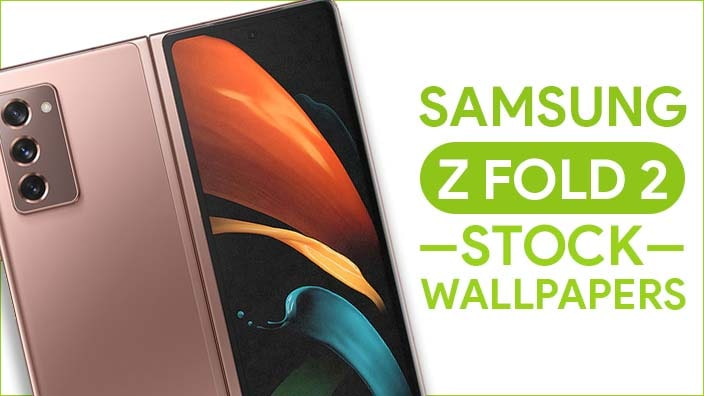 Download Samsung Galaxy Z Fold 2 Stock Wallpapers Fhd Walls