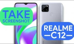 How to Take Screenshot In Realme C12 – 6 EASY WAYS!