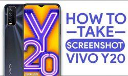 How to Take Screenshot In Vivo Y20 – 5 Easy METHODS!