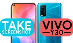 How to Take Screenshot In Vivo Y30 [5 Easy METHODS]