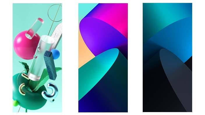 LG Q92 5G Wallpapers
