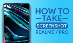 How to Take Screenshot In Realme 7 Pro – 6 Easy METHODS!