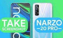 How to Take Screenshot In Realme Narzo 20 Pro – 6 Easy WAYS!