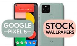 Download Google Pixel 5 Stock Wallpapers [FHD+ Walls]
