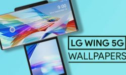 Download LG Wing 5G Stock Wallpapers: FHD+ Resolution